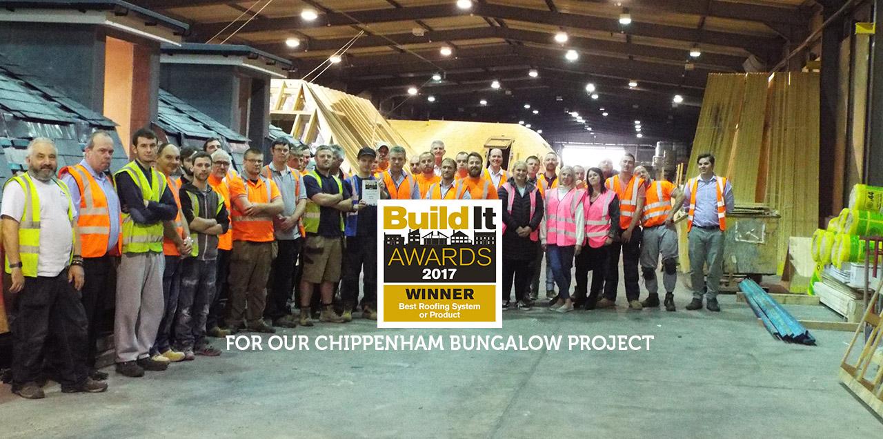 building award